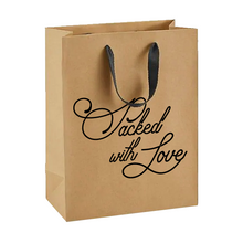 Load image into Gallery viewer, Packed with Love Bag