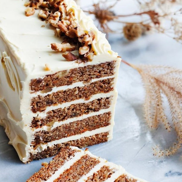 Best Carrot Cake Vancouver Delivery - Wanderclose