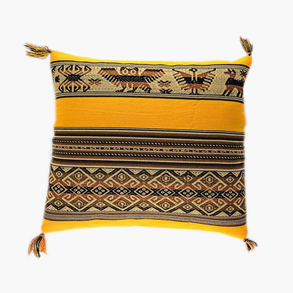 Cushion Cover, 'Fiesta Dream'