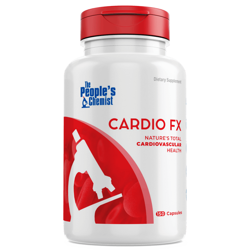 Cardio FX - The People's Chemist