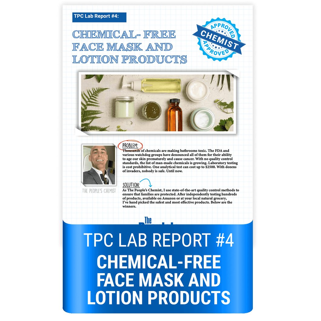 FREE Lab Report #4 - The People's Chemist