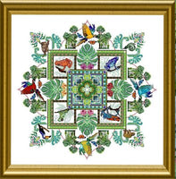 CHAT157<BR>The Rainforest Mandala