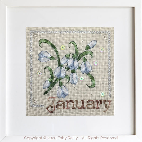 Anthea Calendar - January **NEW**