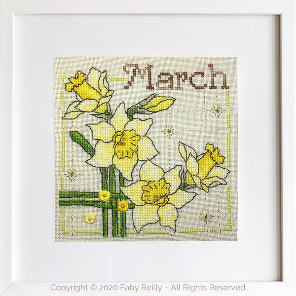 Anthea Calendar - March **NEW**