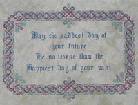 JM-024<BR>Irish Blessing