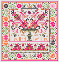 Long Dog - LD114<BR>Live & Let Live **NEW**