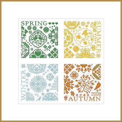 Sampler 4 Seasons