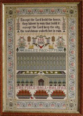 Piece Hall Sampler