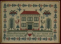 Red Roof House Sampler