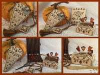 Autumn Colors Sewing Set