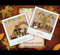 A Year with the Scarecrows - March & April