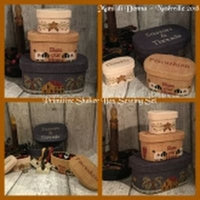 Shaker Sewing Box