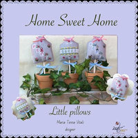 Home Sweet Home Little Pillows