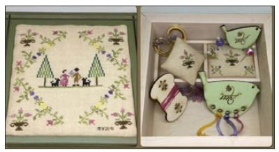 Our Springtime Sewing Box