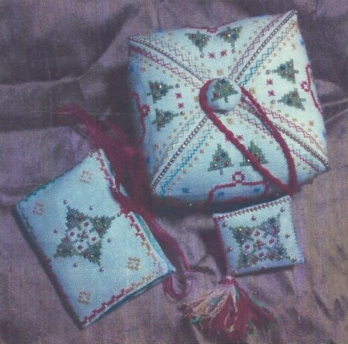 Treasure Christmas Sewing Set (2009)