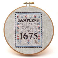 Samplers Since 1675