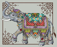 Jeweled Elephant