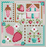 Patchwork Strawberry