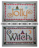 Jolly & Witch