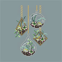 Shannon Christine - Hanging Succulents **NEW**