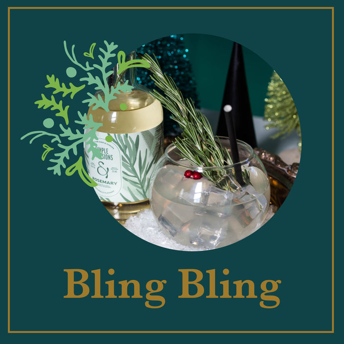 Holiday Happy Hour - Bling Bling