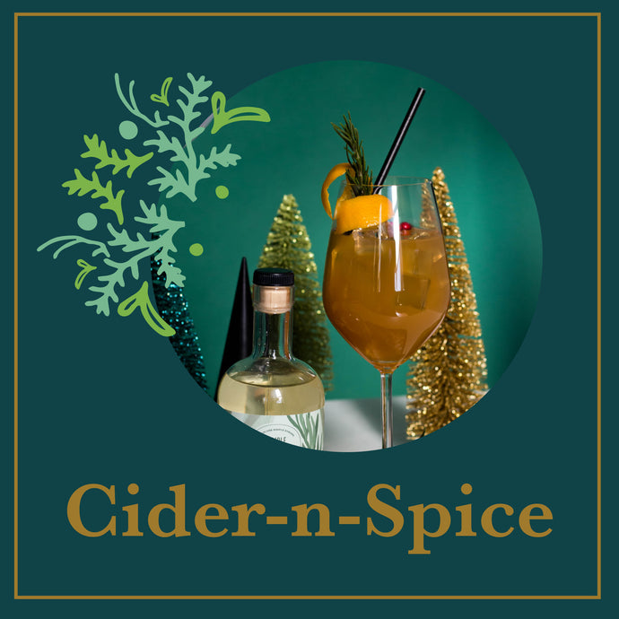 Holiday Happy Hour - Cider-n-Spice