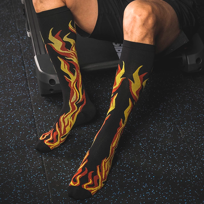 Flame Design Leisure Compression Socks 20-30 mmHg