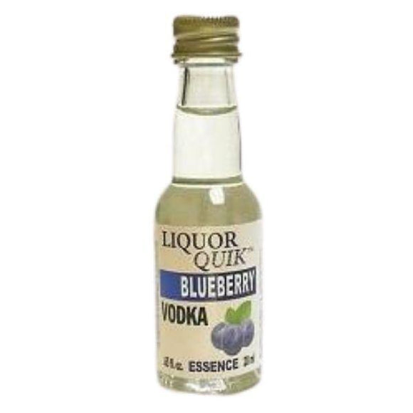 ESSENCES - Blueberry Vodka
