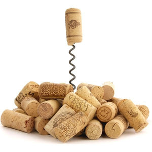 WINE CORKS - Wine Cork #8 Short - 90/Package