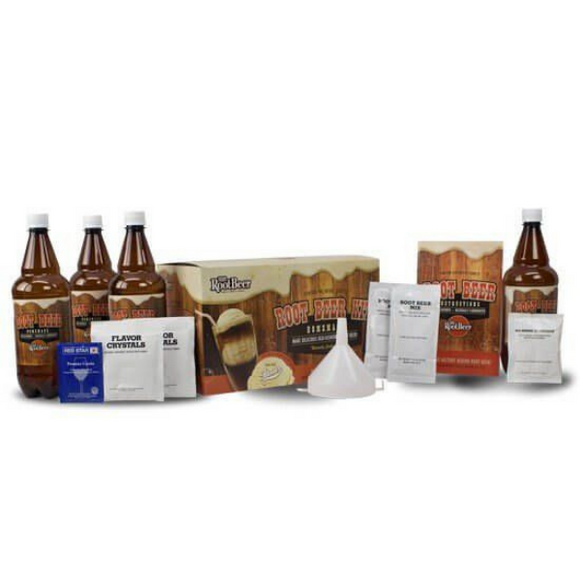 Mr Beer Root Beer Kit - 4/C