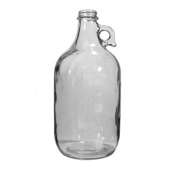 Glass Containers - 2 Liter Glass Jug