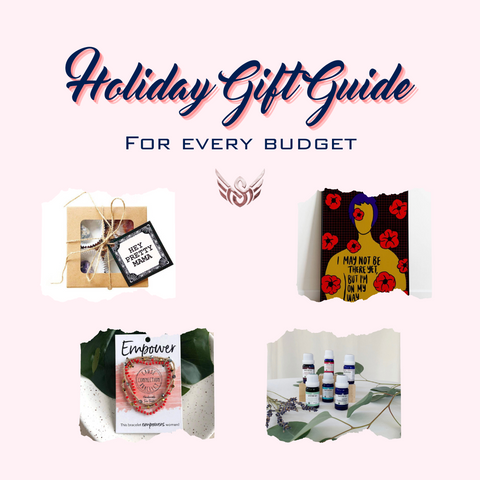 Gift Ideas for Her on every budget. Gifts for mom.