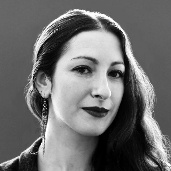 Pam Grossman of The Witch Wave podcast. A podcast about modern magic, witch craft, meditation, rituals & more