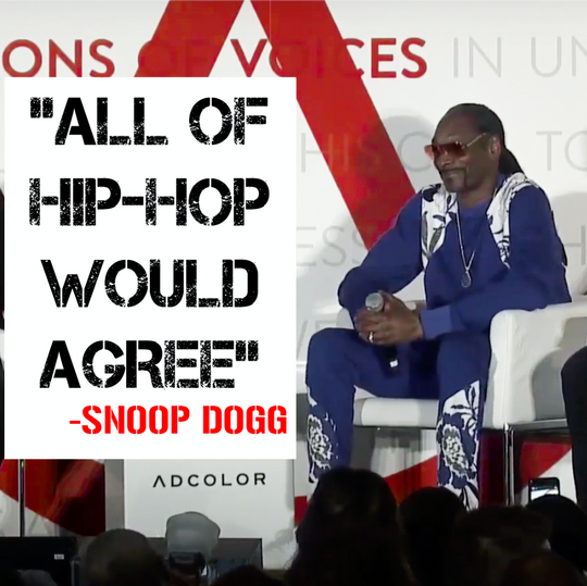 Snoop Dogg talks about his history with Andy Hilfiger