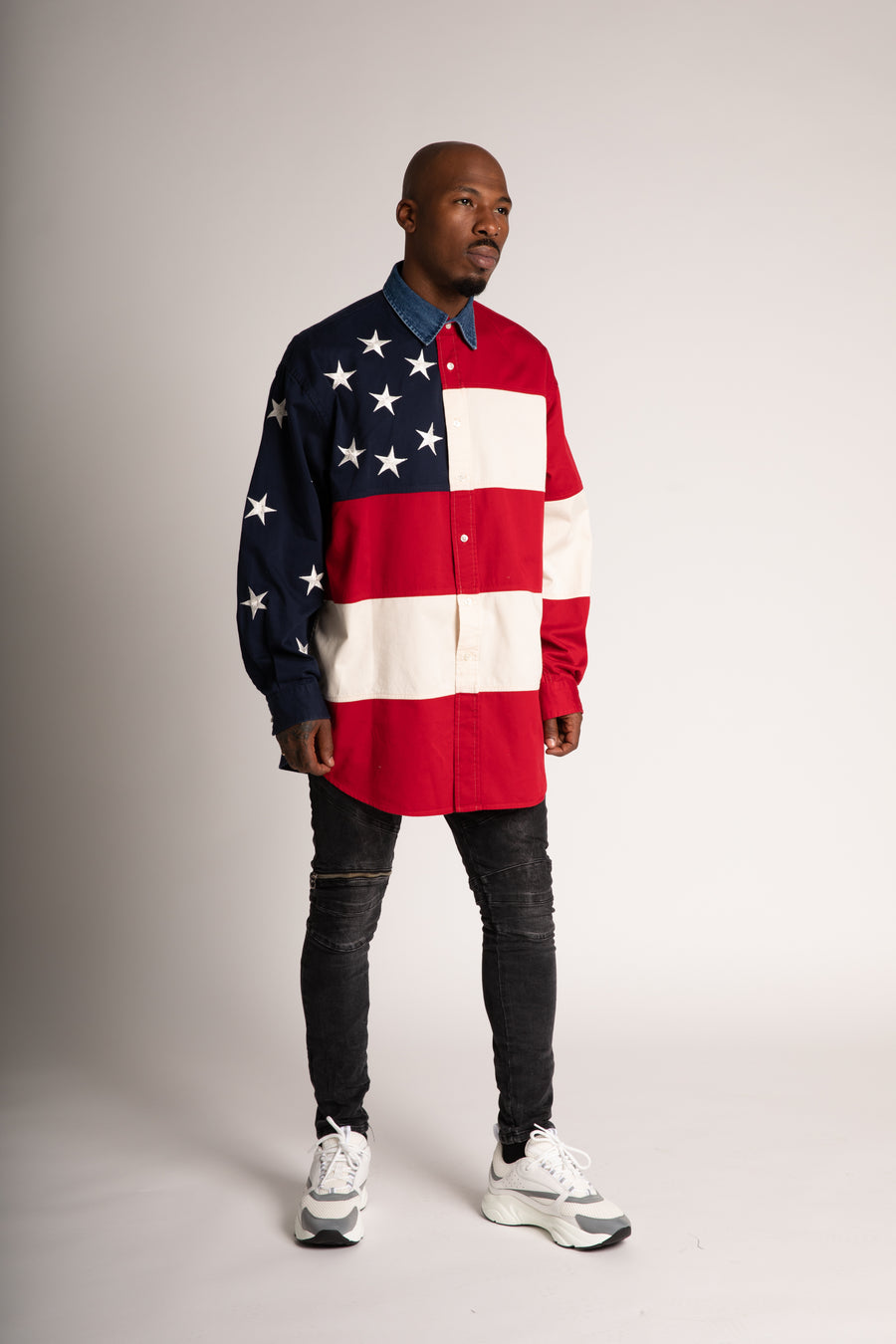 Tommy Stars & Stripes Shirt