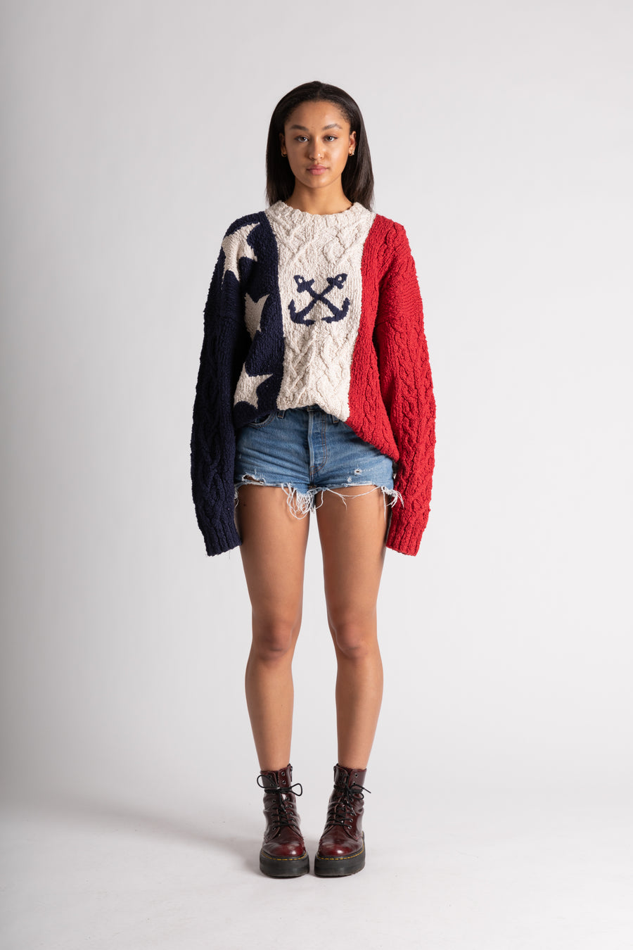 TH Americana Cable Knit