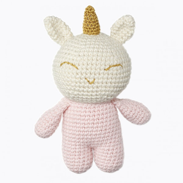 Kosebamse - Angel Caller Unicorn