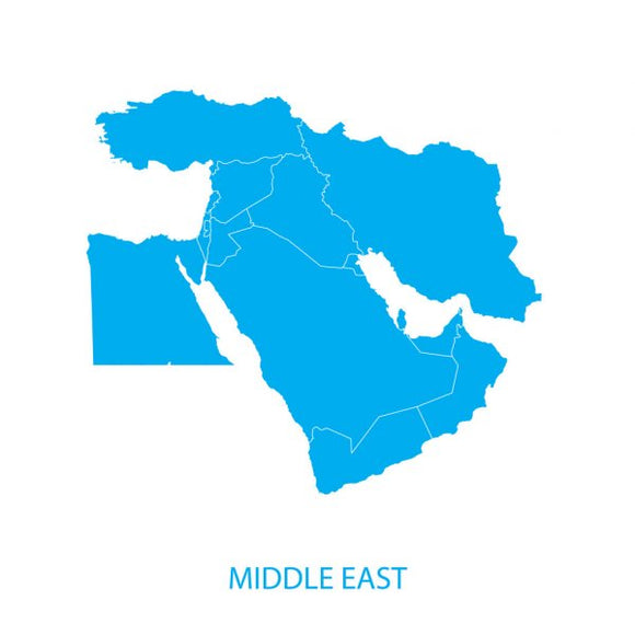 Middle East &  Levant