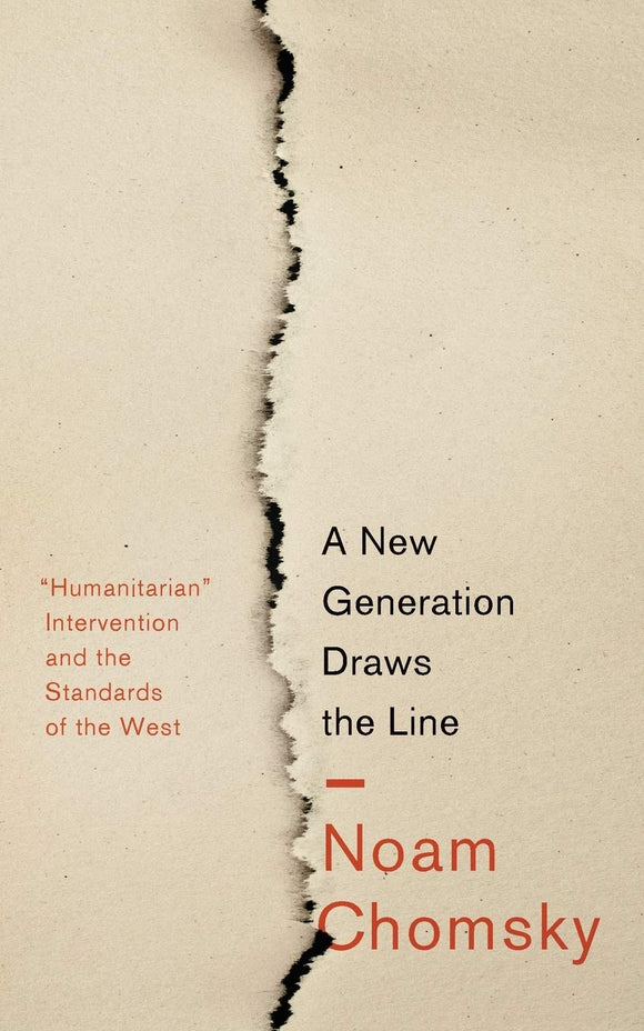 A New Generation Draws the Line: 'Humanitarian' Intervention and the Standards of the West