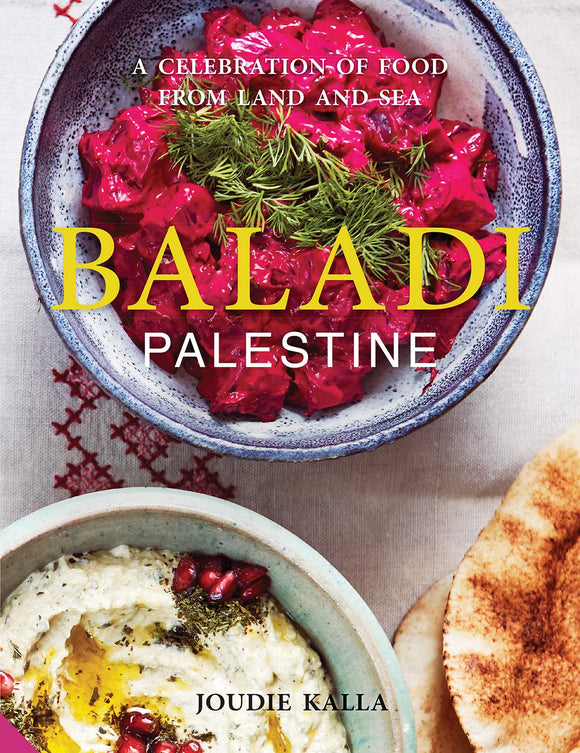 Baladi: Palestine – a celebration of food from land and sea