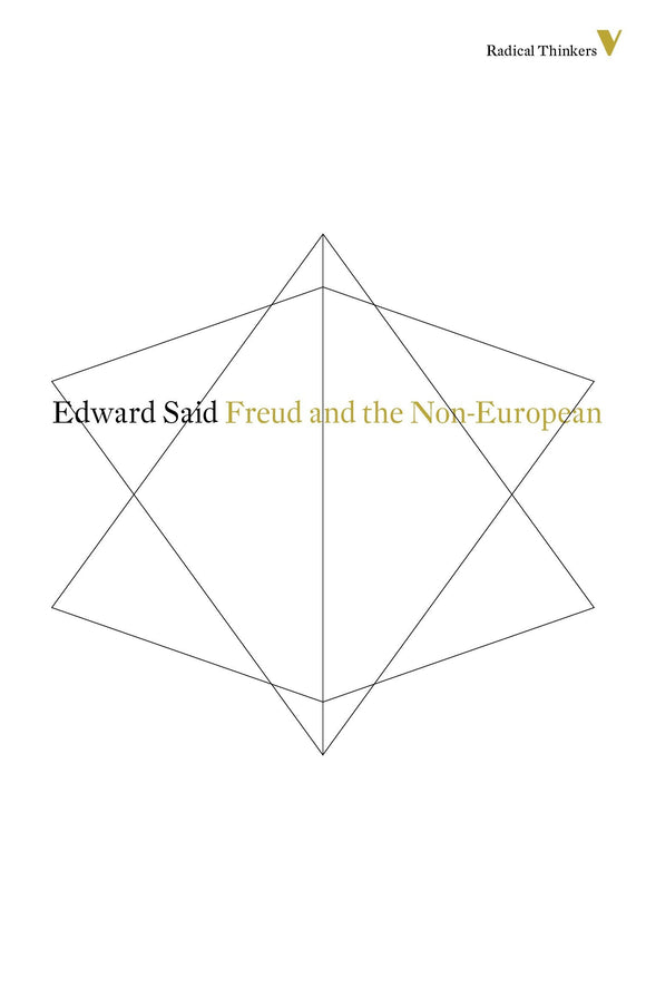 Freud And The Non-European (Radical Thinkers)