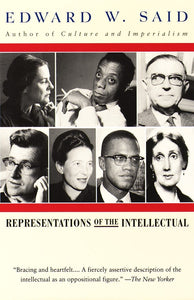 Representations of the Intellectual: The 1993 Reith Lectures