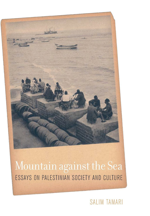 Mountain Against the Sea: Essays on Palestinian Society and Culture