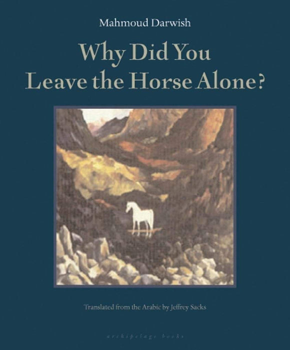 Why Did You Leave the Horse Alone