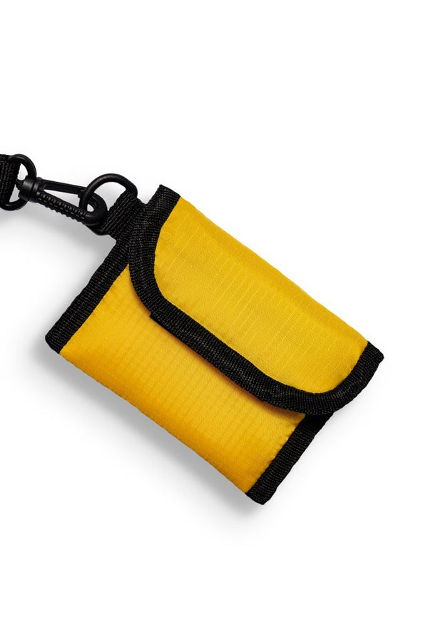 Luke Sling Card Holder Yellow