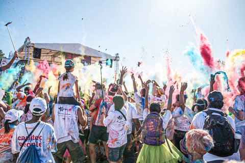 colour run school fundraiser