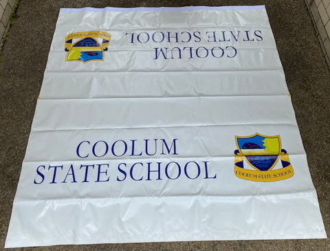 Inflatable arch custom made banners