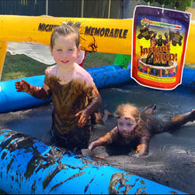Load image into Gallery viewer, Fun Run Mud - Makes 230L of clean, safe, imitation mud for mud runs, games & fundraisers.