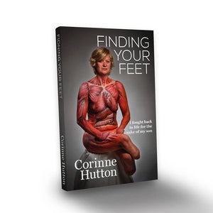 Finding Your Feet by Corinne Hutton