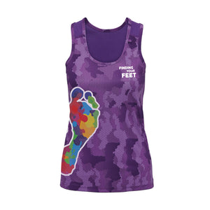finding your feet womens performance vest